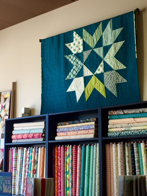 Denise Schmidt Tribute Star Quilt