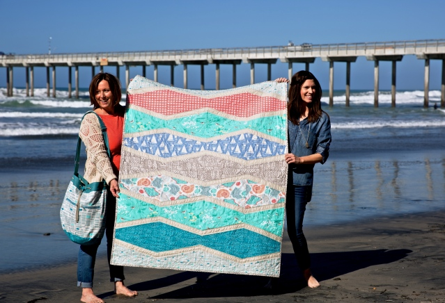 Alexis and Sue Quilt