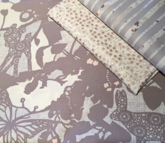 Pillowcases using the Blithe collection